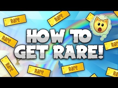 ANIMAL JAM HOW TO GET RARE!