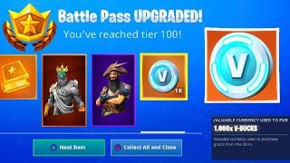 SEASON 8 BATTLE PASS! (Fortnite: Battle Royale)