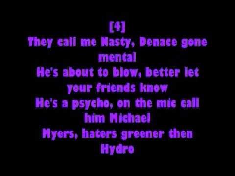 Denace - Blow LYrics