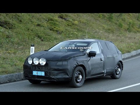 Seat Begins Testing 2016 SUV Inspired by IBX Concept Spyshots