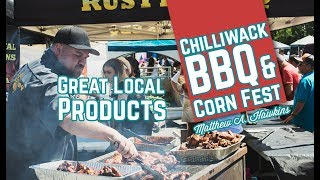 Chilliwack Bbq Corn Festival 2017