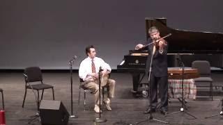 Violin & Zarb Duet (Persian Classical Music)