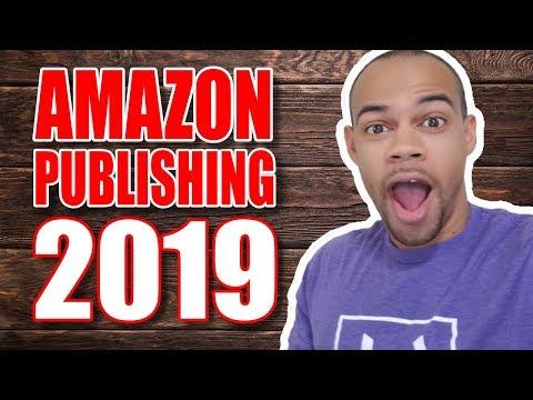 Make Money Publishing On Amazon | Book Publishing Process 2019