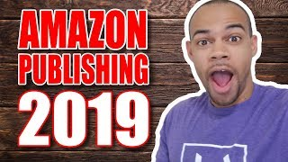 Make Money Publishing On Amazon  Book Publishing Process 2019