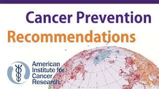 AICR's 10 Cancer Prevention Recommendations thumbnail