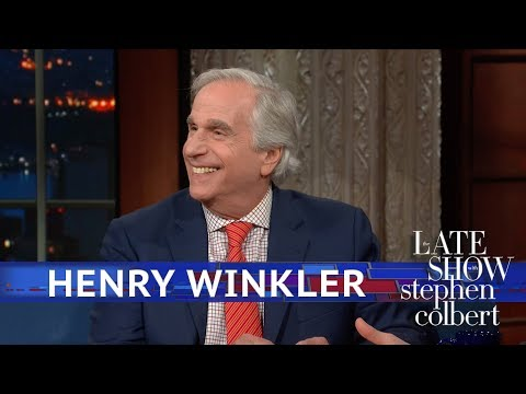 Henry Winkler's Crash Course In Physical Acting
