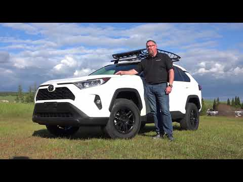2019 toyota rav4 2 inch lift kit readylift youtube 2019 toyota rav4 2 inch lift kit
