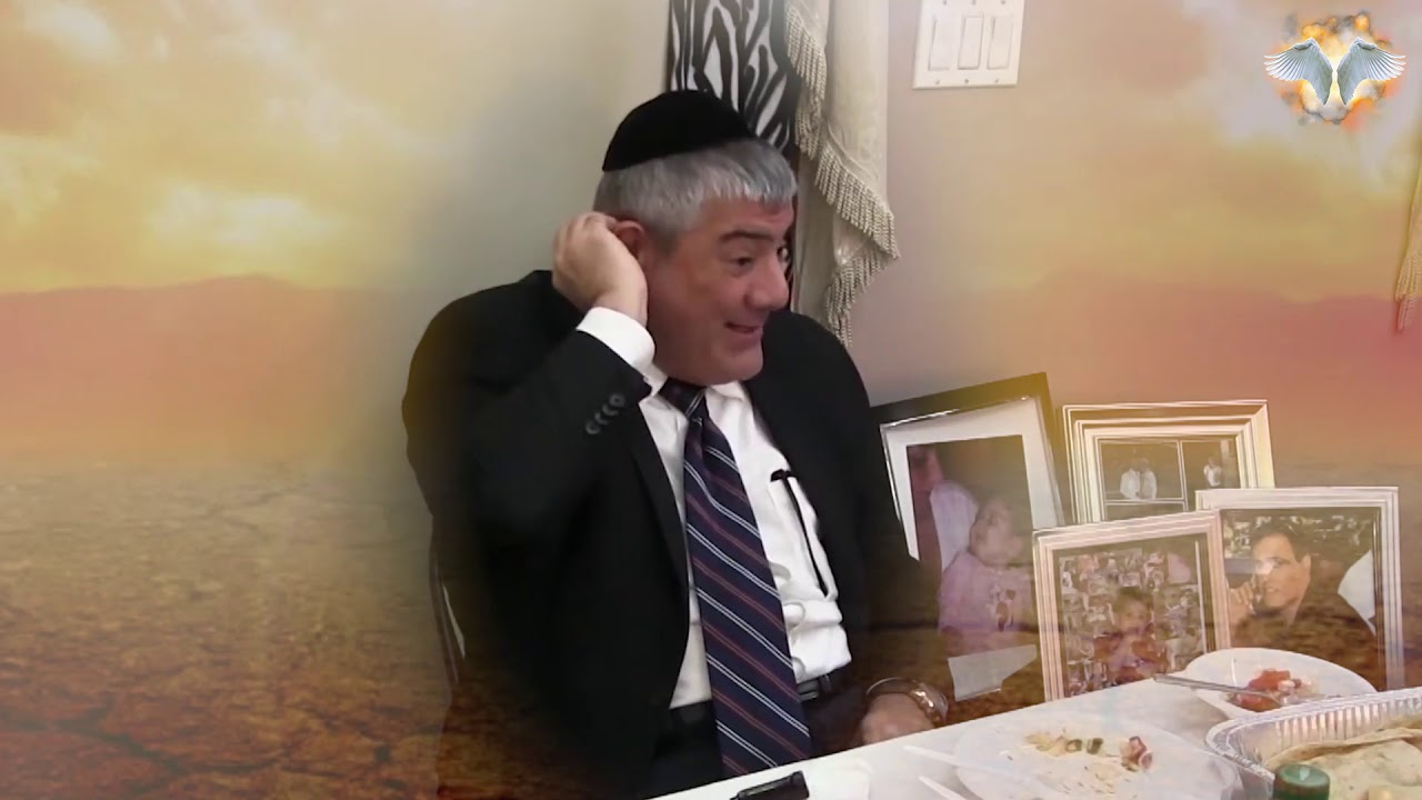 הרב יוסף מזרחי - נבואת אחרית הימים קריסת השלטון ושליטת הערב רב