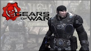 "A Story Summary of ""Gears of War"""