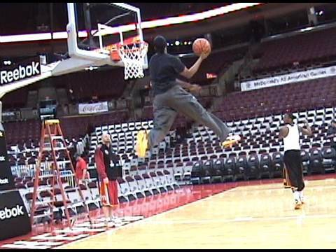 TFB::Dunks:: Team Flight Brothers Practice Before McDonalds All-American Game