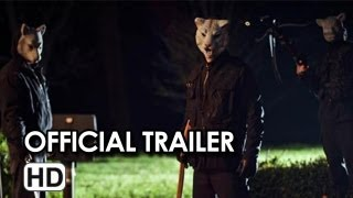You're next official trailer 2013 movie hd