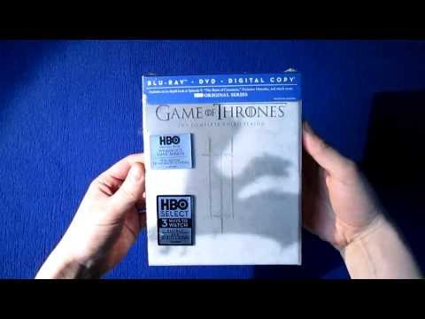 Game of Thrones - Season 3 Blu-ray...