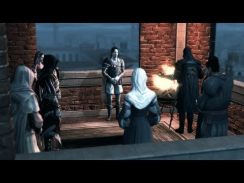 Ezio Becomes an Assassin: The Prophet Has Arrived (Assassin