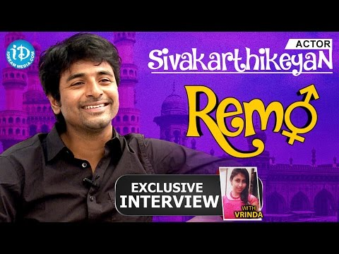 Sivakarthikeyan Exclusive Interview || Remo Movie || Talking Movies With iDream#186 | #Remo
