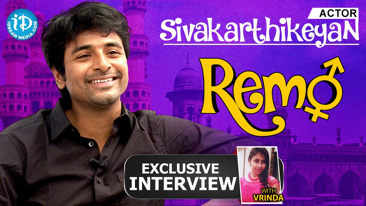 Sivakarthikeyan Exclusive Interview Remo Movie Talking Movies With iDream 186