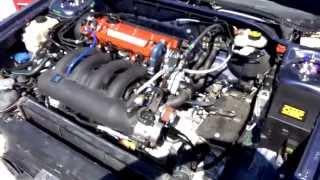 306 XSi - AB Sport 34 - Démarrage moteur 2015