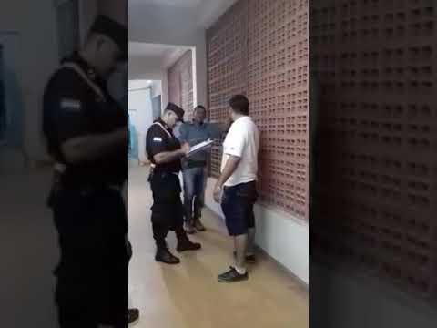 Sos una pobre enfermera: Indignante maltrato de un visitante en IPS