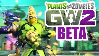 Plants Vs Zombies Garden Warfare  Gameplay Zoologist Roadie Z Gardens And Graveyards