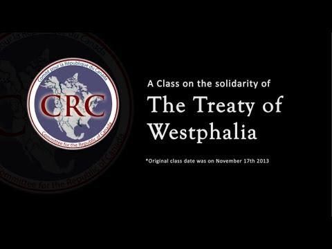 The Solidarity of the Treaty of Westphalia