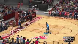 NBA 2K13 All-Star Game Weekend 2013 East vs West
