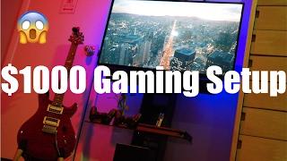 BEST GAMING SETUP UNDER $1000 ‼️????????????