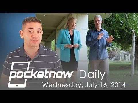 Apple + IBM, Android 4.4.4 R2, Samsung Level products & more - Pocketnow Daily