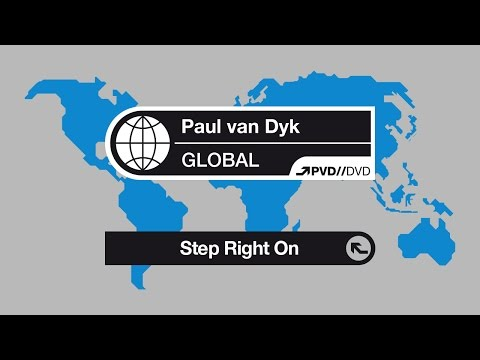 Paul van Dyk - Step Right On (GLOBAL DVD)