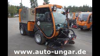 Youtube-Video Nilfisk CR3500 Kehrmaschine Perkins Diesel Allrad Hydrostat Bj 2012 Multigo 5277