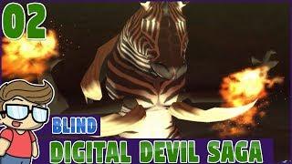 [Asura Hayagriva] - Digital Devil Saga (Blind) - Shin Megami Tensei - Let's Play - EP 02
