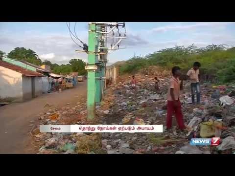 Can Smart City initiative solve Salem's garbage problem? | Tamil Nadu | News7 Tamil