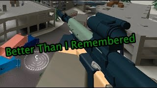 Roblox Phantom Forces - Better Than I Remembered