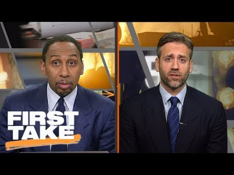 Stephen A. and Max argue if Ezekiel Elliott should keep fighting suspension | First Take | ESPN