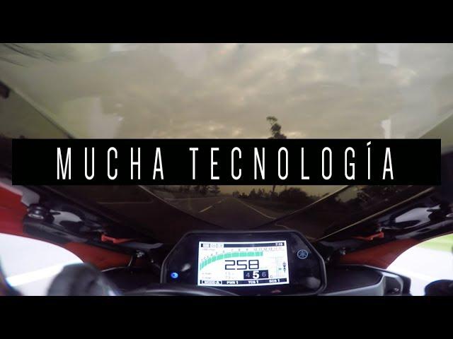 A TODA MAQUINA EN  R1  | MUCHA TECNOLOGÍA