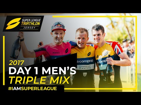 Super League Jersey: Men's Race Day 1 Triple Mix (FULL)