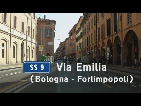 [I] SS 9 Emilia (Bologna - Forlimpopoli)