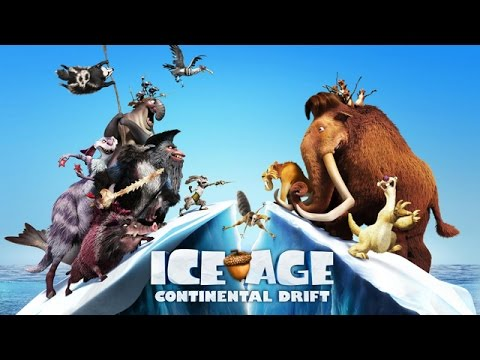 Ice Age 4 Continental Drift - Full Movie-Based Game for Kids in English - Walkthrough by 2K Cartoons