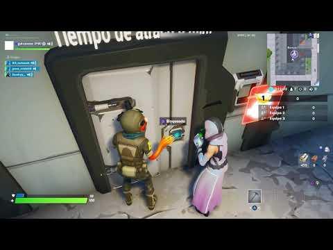 Historias De Fortnite 3 Atraco Del Pez Gatillo