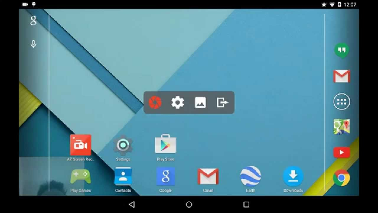 download az screen recorder premium apk terbaru