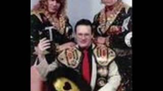 WWF New Foundation & Heavenly Bodies Theme