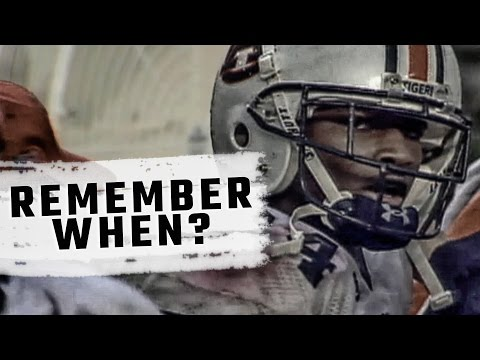 Remember when Cadillac Williams rolled the Tide?