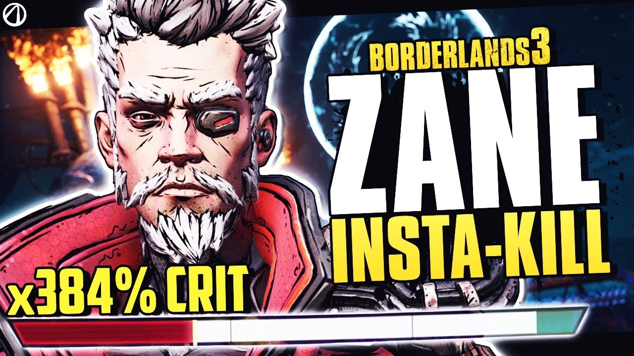 Borderlands 3 - ZANE BOSS DELETE BUILD For Endgame Mayhem 3 (Borderlands 3 Best Builds) thumbnail