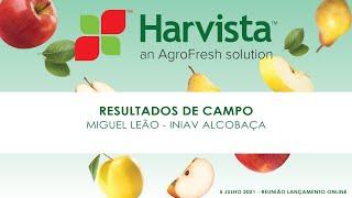 Lançamento Harvista - Miguel Leão INIAV