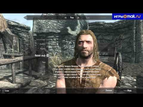 Видеообзор эпической RPG The Elder Scrolls 5: Skyrim от «Игр@Mail.Ru»