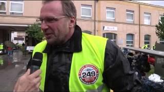 1000 km Vespistica - Interviews