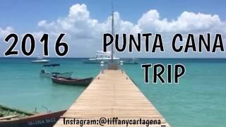 MY PUNTA CANA TRIP (OCEAN BLUE & SAND RESORT) 2016.