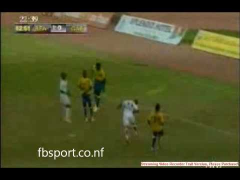 Burkina Faso 1 - 0 Gabon World Cup 2014 qualifying