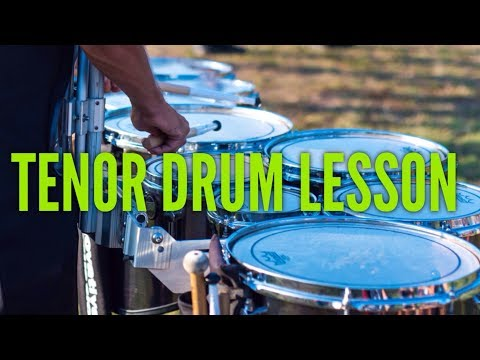 Top 3 Quad Drum Tips for Tenor Drummers (+Drum Lesson)