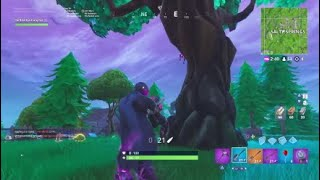 Sniping the competition| Fortnite