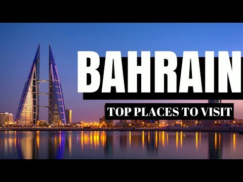 ★ Where to go in BAHRAIN ✈ (TOP TOURIST ATTRACTIONS & my fav
