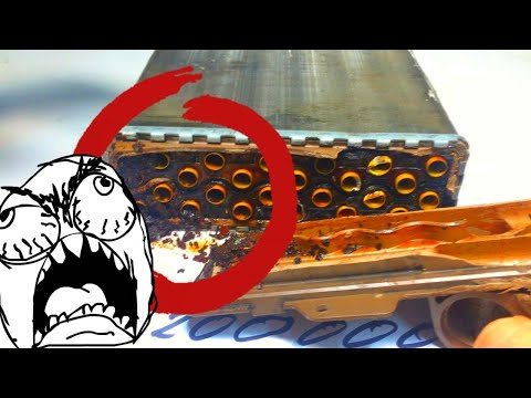 Плохо греет печка на Рено, что делать ?!| Видеолекция#2